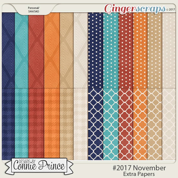#2017 November - Extra Papers