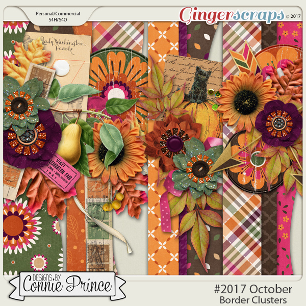 #2017 October - Border Clusters