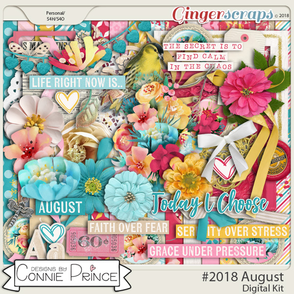 #2018 August - Kit by Connie Prince