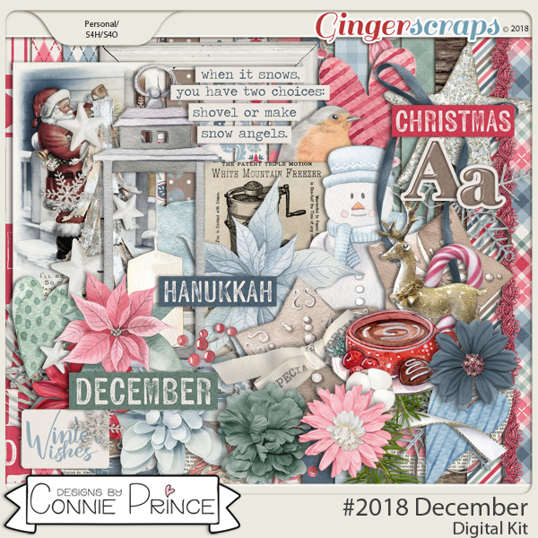 #2018 December - Kit by Connie Prince