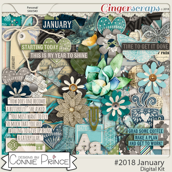 #2018 January - Kit by Connie Prince