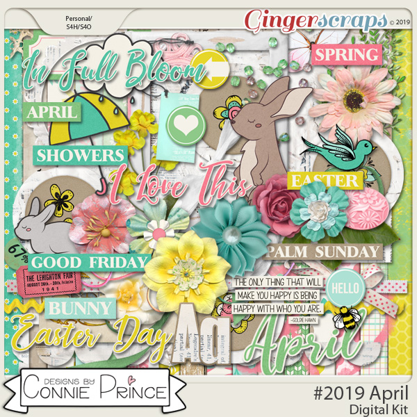 #2019 April - Kit by Connie Prince