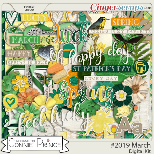#2019 March - Kit by Connie Prince