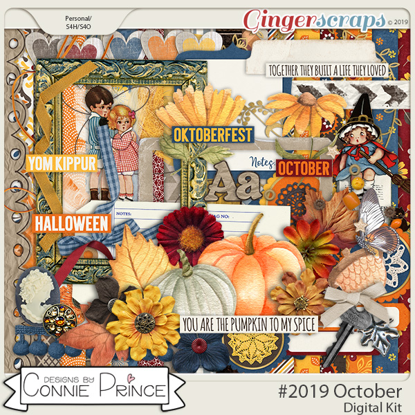 #2019 October - Kit by Connie Prince