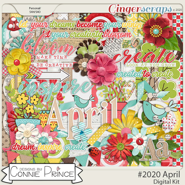 #2020 April - Kit by Connie Prince