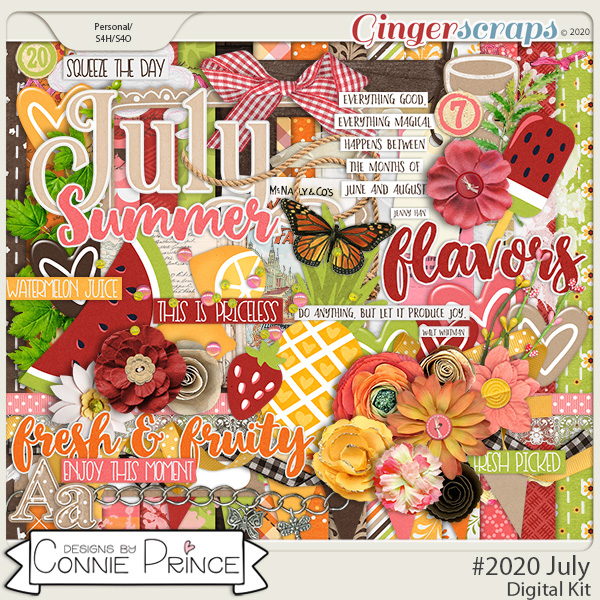 #2020 July - Kit by Connie Prince