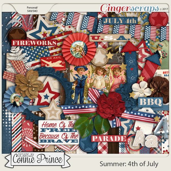 4th Of July - Kit
