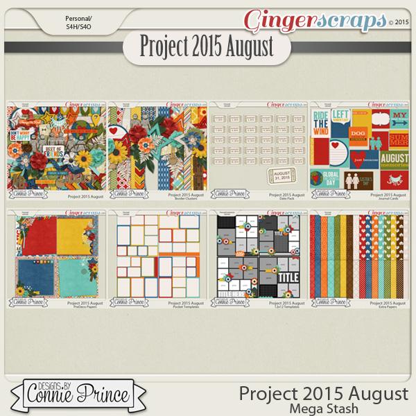 Project 2015 August - Mega Stash