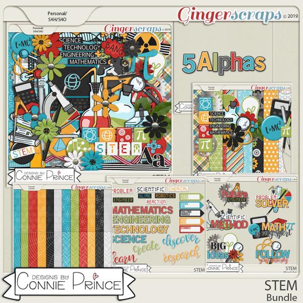 STEM - Bundle by Connie Prince