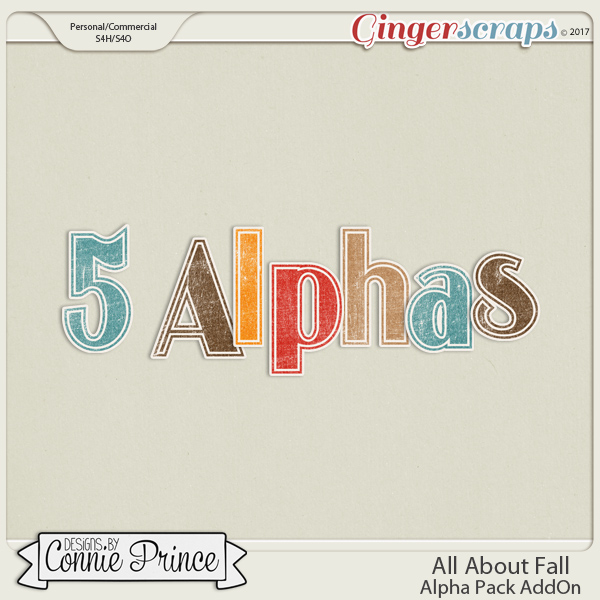 All About Fall - Alpha Pack Addon
