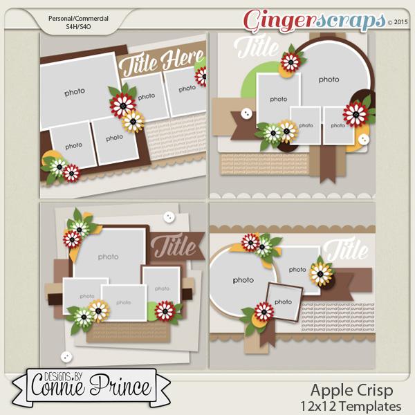Apple Crisp - 12x12 Temps (CU Ok)