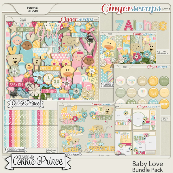 Baby Love - Bundle