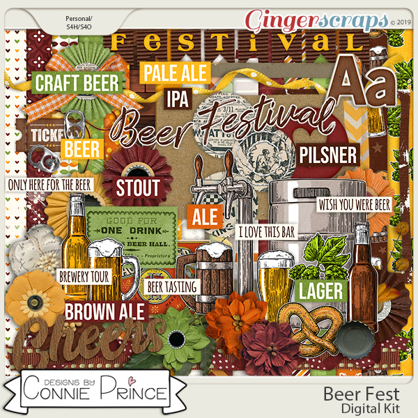 Beer Fest - Kit by Connie Prince