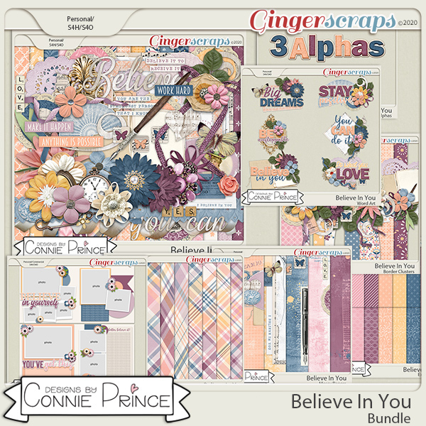 Believe In You - Bundle by Connie Prince
