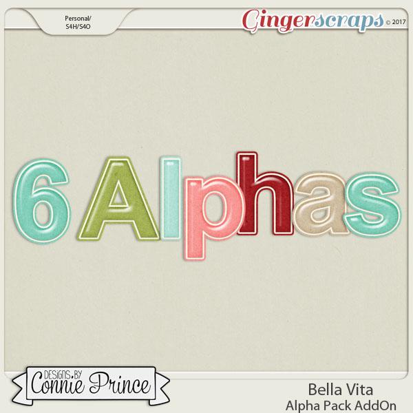 Bella Vita- Alpha Pack AddOn