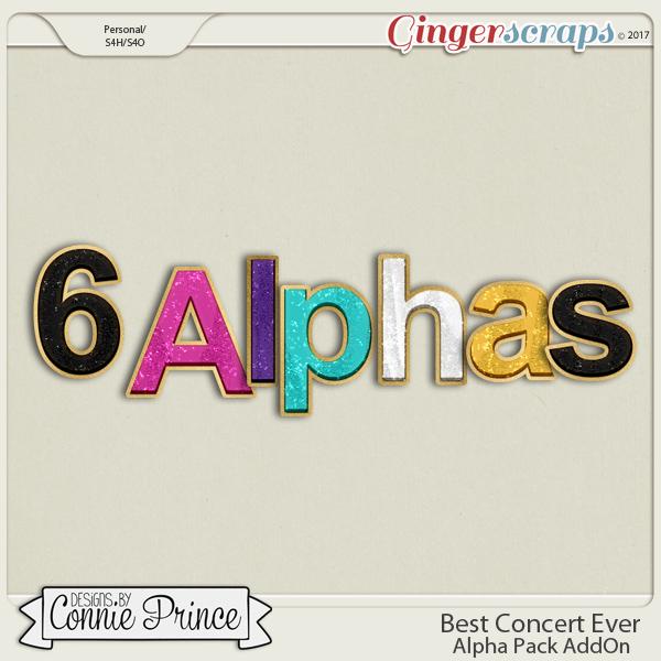 Best Concert Ever - Alpha Pack AddOn