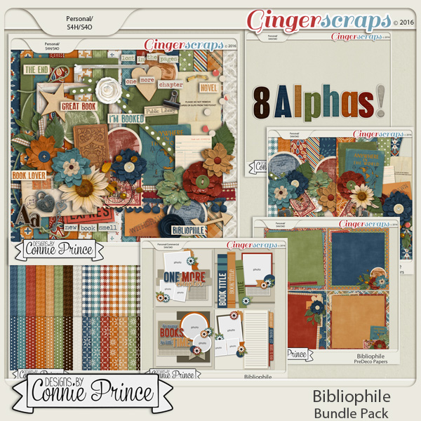 Bibliophile - Bundle