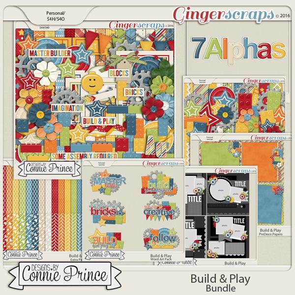 Build & Play - Bundle