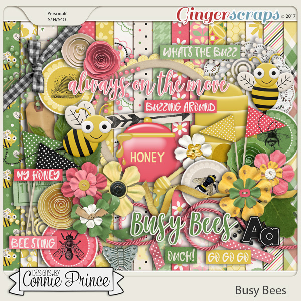Busy Bees - Kit