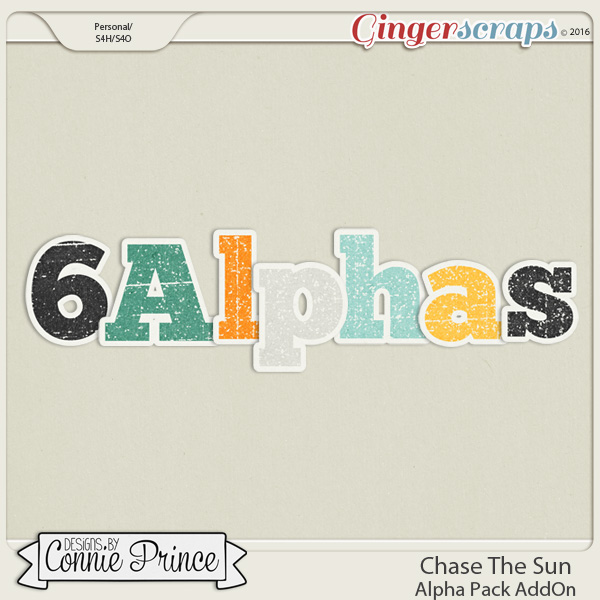 Chase The Sun - Alpha Pack AddOn