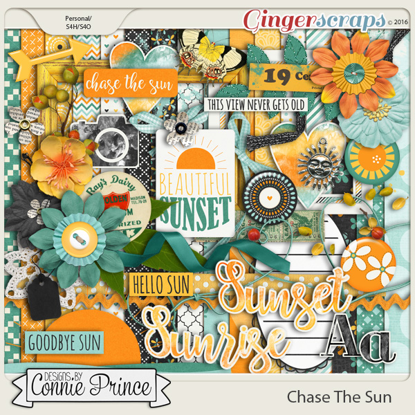 Chase The Sun - Kit