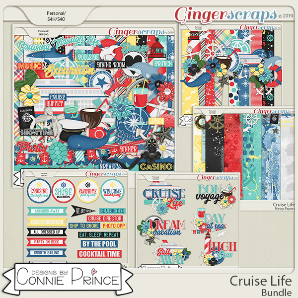 Cruise Life - Bundle by Connie Prince