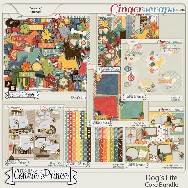 Dog's Life - Bundle