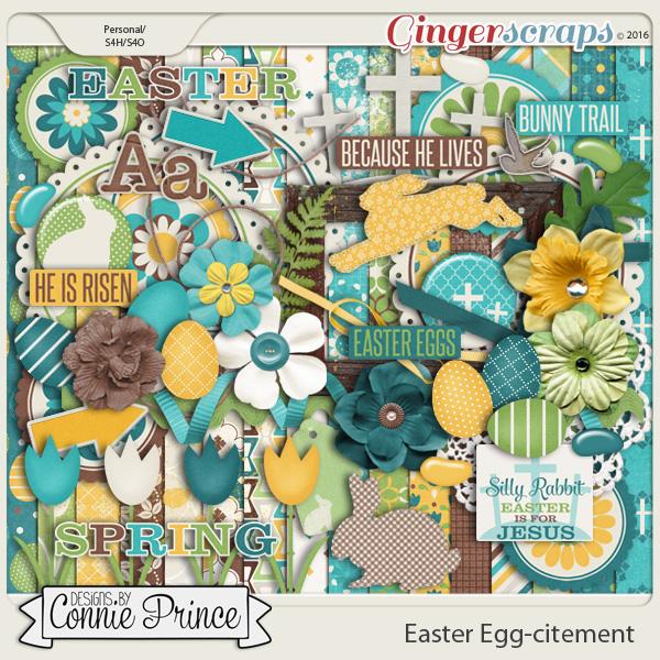 Easter Egg-citement - Kit