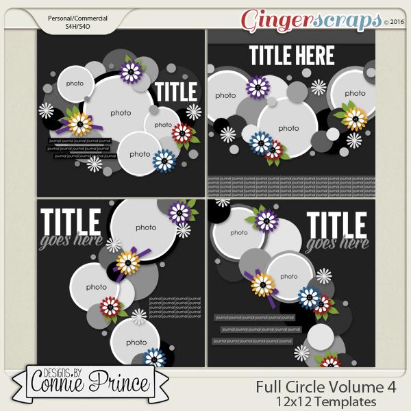 Full Circle Volume 4 - 12x12 Temps (CU Ok)