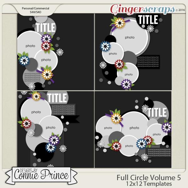 Full Circle Volume 5 - 12x12 Temps (CU Ok)