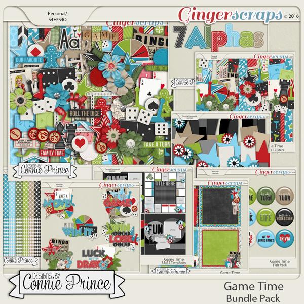 Game Time - Bundle