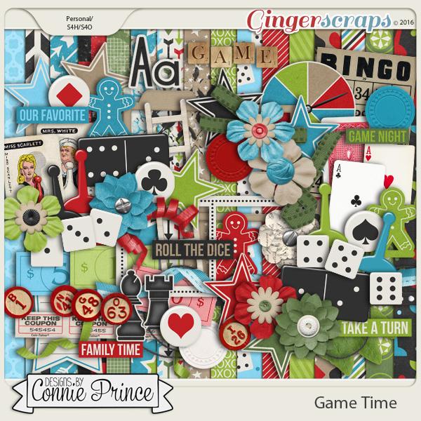Game Time - Kit