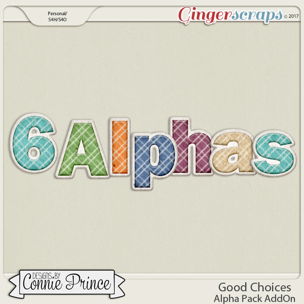 Good Choices - Alpha Pack AddOn