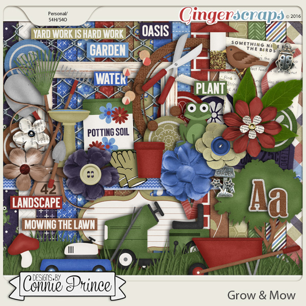 Grow & Mow - Kit