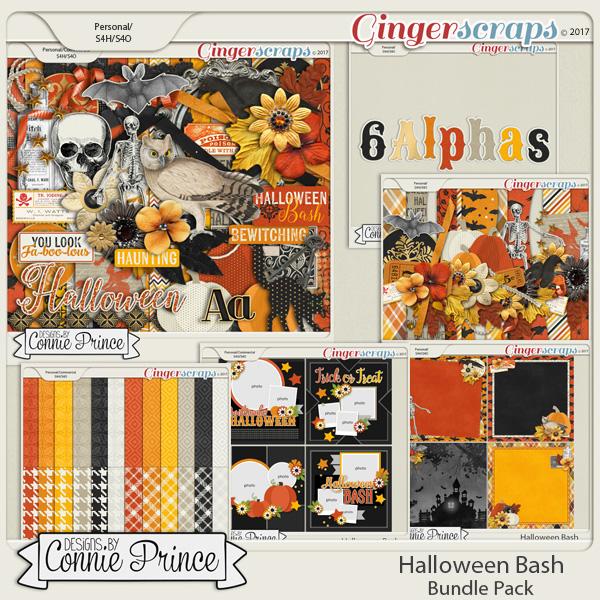 Halloween Bash- Core Bundle