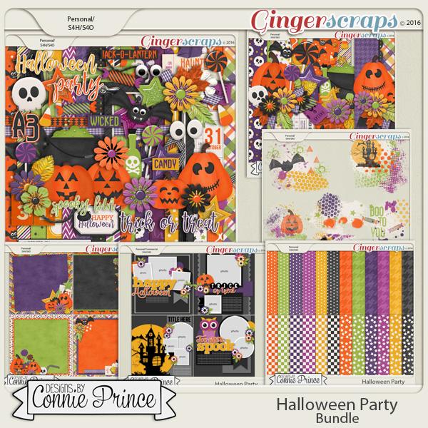 Halloween Party - Core Bundle
