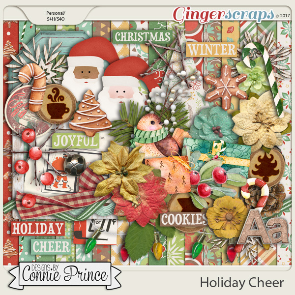 Holiday Cheer - Kit by Connie Prince