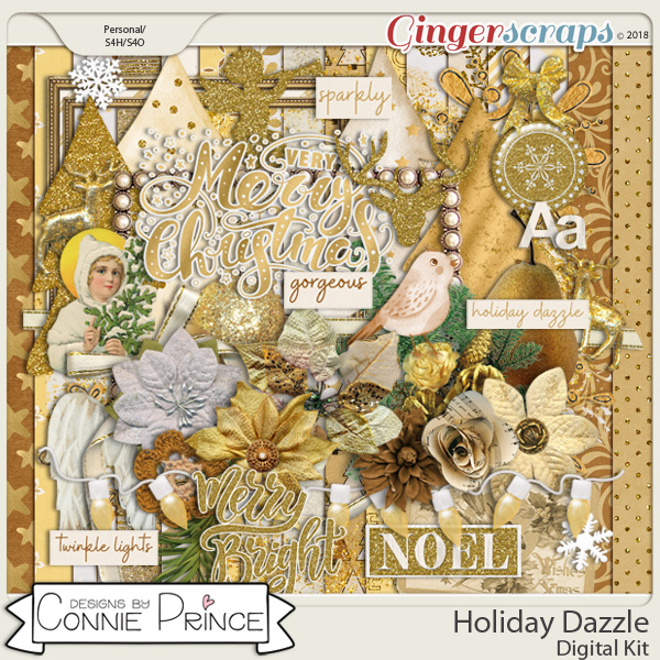 Holiday Dazzle - Kit by Connie Prince