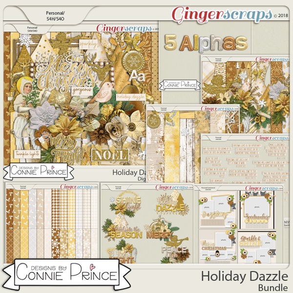 Holiday Dazzle - Bundle by Connie Prince