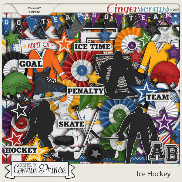 Ice Hockey - Kit