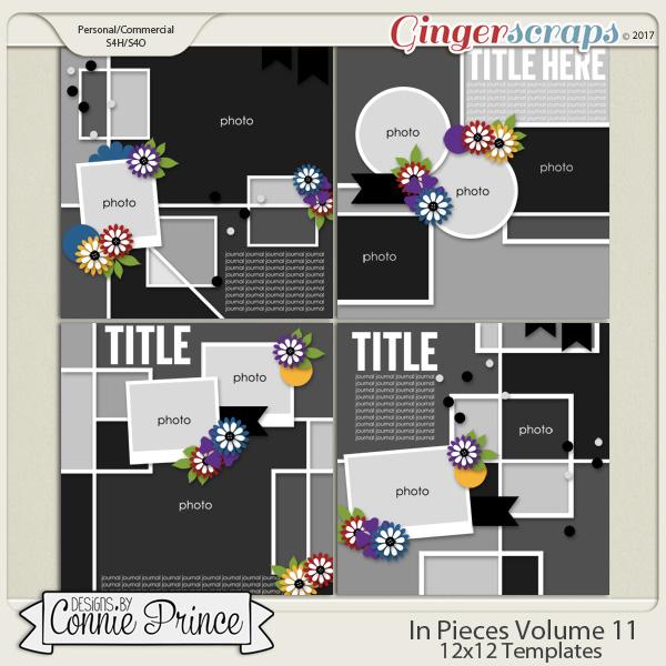 In Pieces Volume 11 - 12x12 Temps (CU Ok)