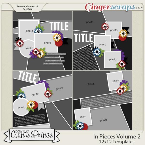 In Pieces Volume 2 - 12x12 Temps (CU Ok)