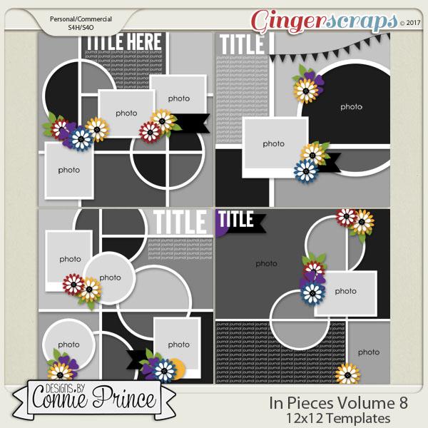 In Pieces Volume 8 - 12x12 Temps (CU Ok)
