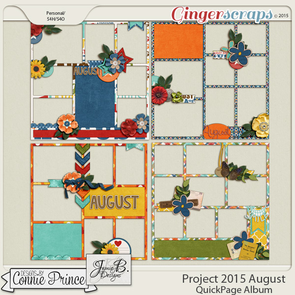 Project 2015 August - QuickPages