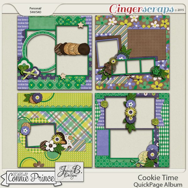 Cookie Time - QuickPages