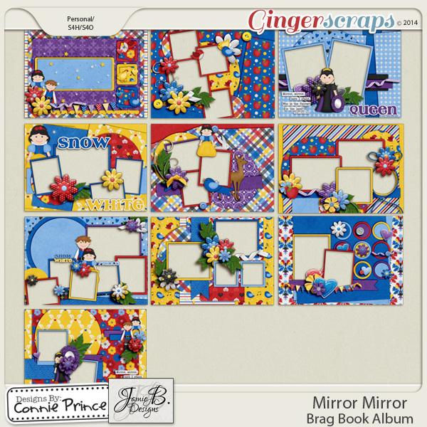 Mirror Mirror - Brag Book Album
