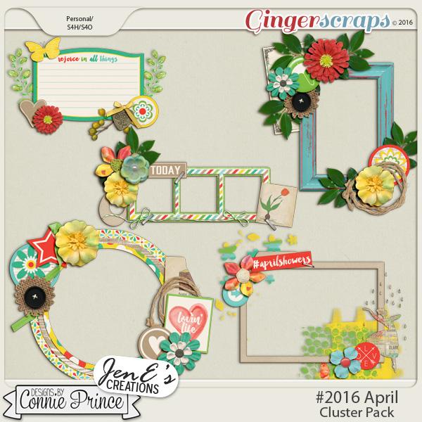 #2016 April - Cluster Pack