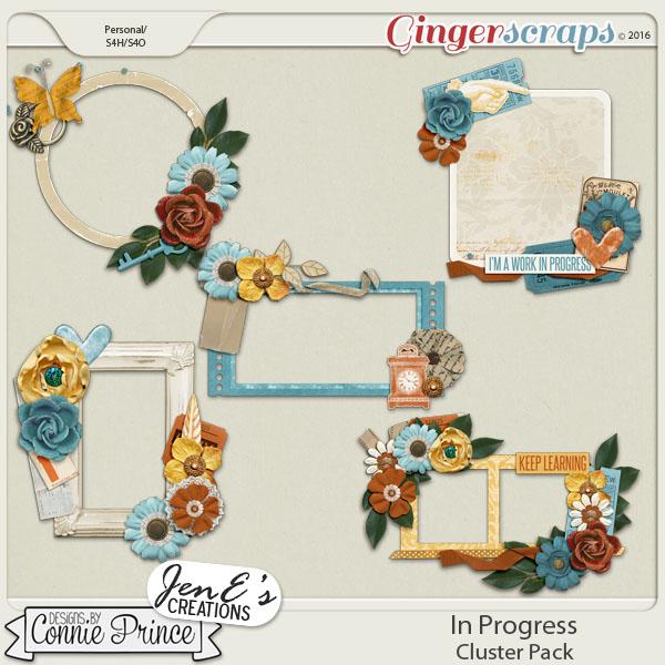 In Progress - Cluster Pack