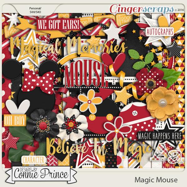 Magic Mouse - Kit