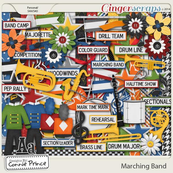 Marching Band - Kit